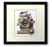 Clash Royale  Framed Print