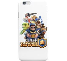 Clash Royale  iPhone Case/Skin