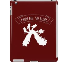 House Valor iPad Case/Skin