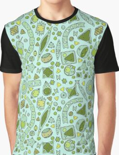 Tessellating Diatoms for skirts, duvets, notebooks, graphic tees etc Graphic T-Shirt