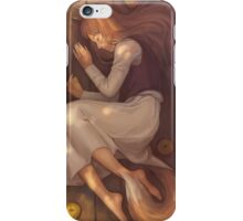Spice And Wolf iPhone Case/Skin