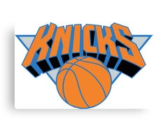 New York Knicks 01 Canvas Print