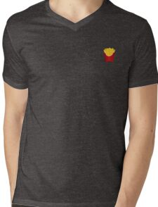 I <3 fries Mens V-Neck T-Shirt