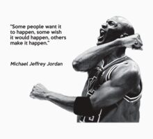 Michael Jordan quote by Babatunde93