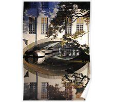 Canal Bridge, Brugge/Bruges, Belgium Poster