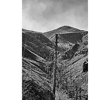 After The 2000 Cerro Grande Fire Los Alamos II Photographic Print