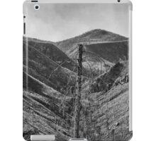 After The 2000 Cerro Grande Fire Los Alamos II iPad Case/Skin