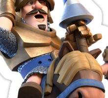 clash royale The Price Blue Sticker