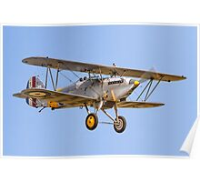 Hawker Nimrod I S1581/573 G-BWWK Poster