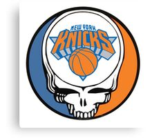 New York Knicks 03 Canvas Print