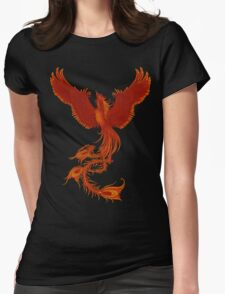 Ave Fénix Womens Fitted T-Shirt