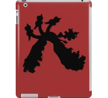 House valor animal (black) iPad Case/Skin