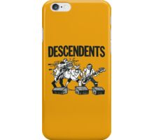 The Descendents iPhone Case/Skin