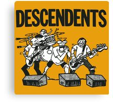 The Descendents Canvas Print