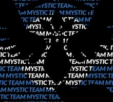 Team Mystic Sticker Sticker