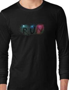 Stranger Things - RUN Long Sleeve T-Shirt