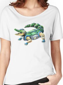 Chomp The Robo-Gator Women's Relaxed Fit T-Shirt