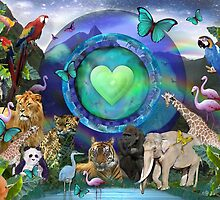 Eco Planet  by Alixandra Mullins