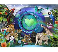 Eco Planet  Photographic Print