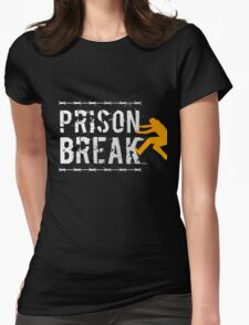 PRISON BREAK Womens Fitted T-Shirt