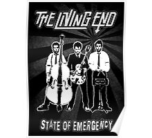 The Living End (State of Emergency) Poster