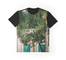 The Path to Teal Doors Graphic T-Shirt
