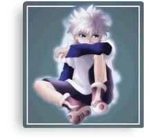 KILLUA HUNTER X HUNTER Canvas Print
