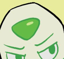 Peridot 01 Sticker