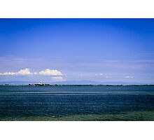 The lagoon of Grado Photographic Print