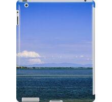 The lagoon of Grado iPad Case/Skin