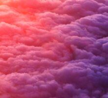 Sunrise 40,000 ft high Sticker