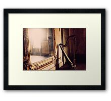 Hauntings Framed Print