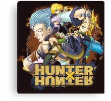 HISOKA HUNTER X HUNTER Canvas Print