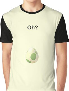 Pokemon Go Egg Hatch Graphic T-Shirt