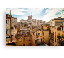 The Quirinale Palace in Rome Canvas Print