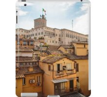 The Quirinale Palace in Rome iPad Case/Skin
