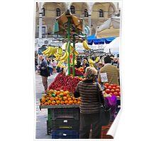 Fresh Fruit Poster
