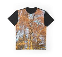 Sunny Autumn Graphic T-Shirt