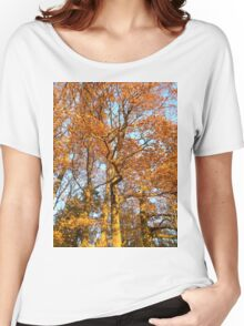 Sunny Autumn Women's Relaxed Fit T-Shirt
