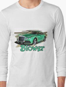 car illustration 1 Long Sleeve T-Shirt