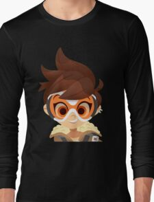 Overwatch Tracer Long Sleeve T-Shirt