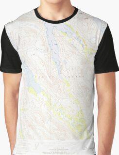USGS TOPO Map Alaska AK Kodiak C-5 356820 1952 63360 Graphic T-Shirt