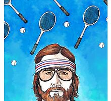 The Royal Tenenbaums - Richie Tenenbaum by MichelleEatough