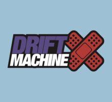 Drift Machine (7) One Piece - Short Sleeve