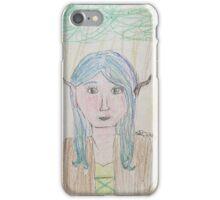 Elf Queen iPhone Case/Skin