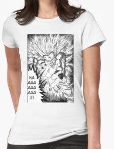 Kamehameha Womens Fitted T-Shirt