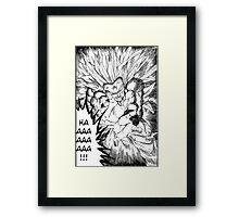 Kamehameha Framed Print