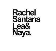 RachelSantanaLea&Naya by coopbastian