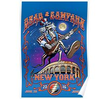 Dead&Company Night One at Citi Field 2016 NEW COLECTION Poster