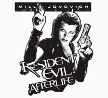 Milla Jovovich Resident Evil Afterlife by f3mal3s